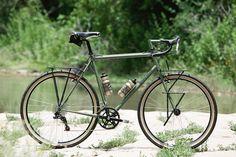 Beautiful Bicycle: My Geekhouse Woodville Touring Bike