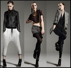 Androgyny Outlook For Fashionable Women