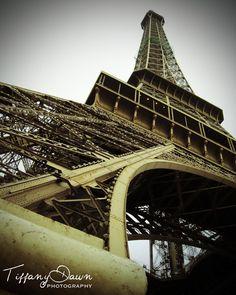 La Tour Eiffel - Paris, France #Tiffany Dawn #Photography #etsy