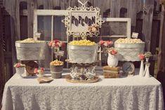 Wedding Philippines - 28 Exciting Popcorn Bar Buffet Food Ideas For Your Wedding (17) (bar wedding ideas)