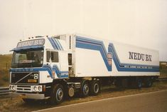Volvo BL-16-VH Nedu Vierpolders . Semi Trailer, Volvo Trucks, Vintage Trucks, Cool Trucks, Good Old, Tractors, Transportation, Vehicles, Type 1