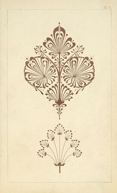 Studies of decorative design are numerous but this one stands out for the quality of its colour plates, all of which show a variety of designs derived from plants and flowers. The Art of Decorative...