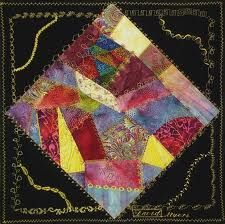 crazy quilt pattern - Google Search