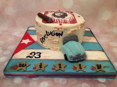 Che guevara  cake