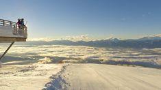 Panoramablick von der Gerlitzen Klagenfurt, Mount Everest, Skiing, Mountains, Beach, Water, Travel, Outdoor, Winter Vacations