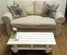 Tavolino soggiorno - pallet (Tea table - pallet)
