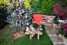 Christmas at the garden