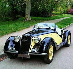 1939 ALFA ROMEO TIPO 6C 2500