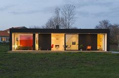 Great example - container home