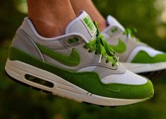 Patta x Nike Air Max 1 - Spring Green... – Sweetsoles – Sneakers, kicks and trainers. On feet.