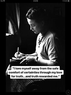 I tore myself away from the safe comfort of certainties through my love for truth - and truth rewarded me. Mood Quotes, Poetry Quotes, Wisdom Quotes, True Quotes, Quotes To Live By, Pretty Words, Beautiful Words, Cool Words, Wise Words