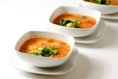 Tom Yum Kung Soup 泰式冬阴功汤