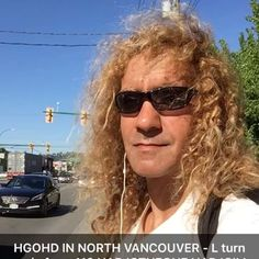 HARJGTHEONE DBA — HGOHD IN NORTH VANCOUVER - L turn made from 112...