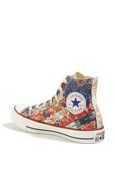 Converse Chuck Taylor® All Star® High Top Canvas Sneaker (Women) | Nordstrom