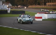 Goodwood Revival Welcomes Aston Martin DBR1 | LUXUO