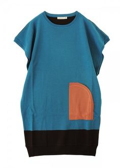 Tsumori Chisato - would be so cute made from a fleece w tee/leggings for winter