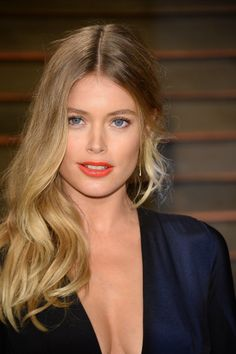 Doutzen Kroes. 8 Beauty Tips to Steal From Hollywood's Hottest Mommies-to-Be