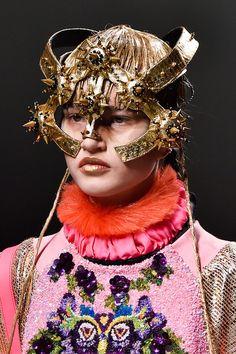 Manish Arora at Paris Fashion Week Fall 2015 - Details Runway Photos