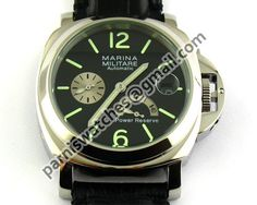 Marina Militare 44mm Power Reserve Auto Watch - 44mm Marina Militare - Parnis watch station