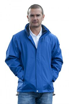 Drop Jackets, suitable for Winter, Waterproof, Fleece lined. This jacket can be fully customised. Available in all sizes.