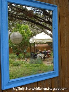 My Thrift Store Addiction : Welcome to Secret Garden: My Creative Space! #GardenWhimsy #Reflection #Relax