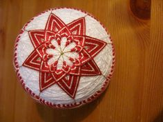 $30 Japanese Embroidery Ball-- would make a beautiful tree ornament.