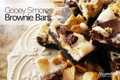 S'mores, the usual campfire fare, need not be a treat saved solely for the summer months. With this recipe, the only heat source you will need is your kitchen oven—no fire pits, camping gear, or mosquitoes required!