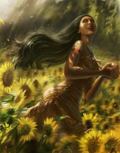 POCAHONTAS - The Path I Choose
