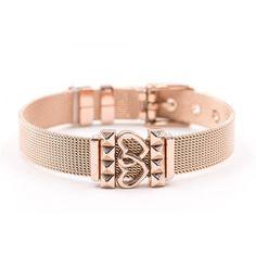 Reasonable Platin Sterlingsilber Infinity Schicke Link Id Name Armband Kostenlose Gravur Fine Jewelry