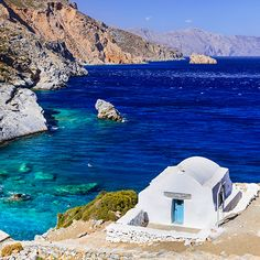 wedding greece Fall Getaway: Amorgos Island, Greece, October 31 to November 2019 - AwesomeGreece - Top Greek Islands and Beaches Jamaica Vacation, Italy Vacation, Vacation Places, Honeymoon Destinations, Top Greek Islands, Greece Islands, Lanai Island, Island Beach, Romantic Vacations