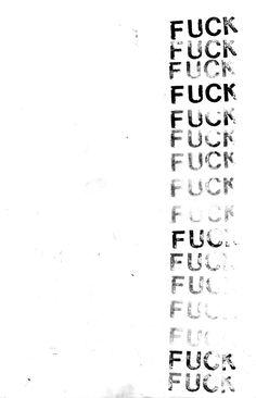 fuck fuck fuck