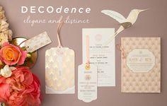Luxury Wedding Stationery and Creative Design