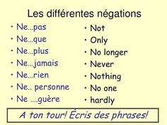 Useful French Phrases, Basic French Words, How To Speak French, Learn French, French Language Lessons, French Language Learning, French Lessons, French Basics, French For Beginners