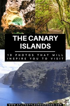 A Photographic Journey: 10 Photos to Inspire You to Visit The Canary Islands – Best Europe Destinations Europe Destinations, Europe Travel Tips, Spain Travel, European Travel, Amazing Destinations, Travel Packing, Best Places To Travel, Places To Visit, Oregon