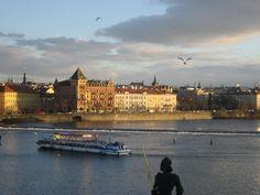 Prague _sunset_just perfect