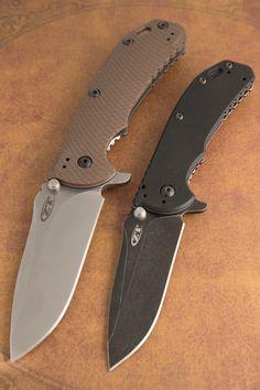Zero Tolerance ZT 0561 and ZT 0566BW knives