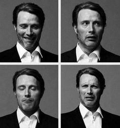 Mads Mikkelsen! Love the expressions