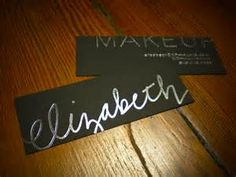 Elizabeth conte makeup artist business card design i like it on hookers unveil business card for a makeup artist colourmoves