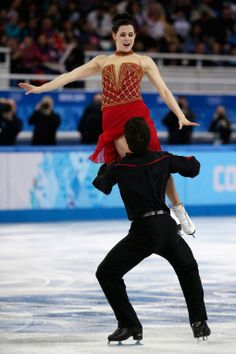 Canada at Sochi Games - Day 2 of Competition | - CTV News at Sochi 2014  ~~ Tessa Virtue and Scott Moir of Canada compete in the team free dance.