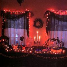 halloween table decor - Extreme Halloween Decorations