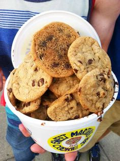 Cheap Recipe Blog » Copycat Sweet Martha's Cookies | Minnesota State Fair Recipe | Chocolate Chip Cookies