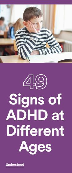 It's not always easy to spotADHDsymptoms. This checklist can help give you an idea of whether your child is showing signs of ADHD.