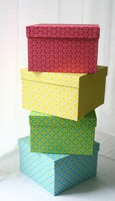 Custom Boxes For Christine. Storage Boxes With LidsDecorative ...