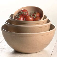Wisconsin Mixing Bowls - Set of 4 from King Arthur's Flour