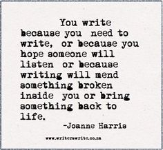INFJ Writer. And I write to help others who are like me.
