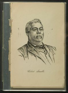 Smalls, Robert, Speeches at the Constitutional Convention. Charleston, S., From the African American Perspectives Collection in the Rare Book and Special Collections Division at the Library of Congress. African American Genealogy, African American History, Interracial Marriage, Library Of Congress, Black History, Division, Charleston, Birth, Portraits