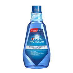 Crest Pro Health mouthwash