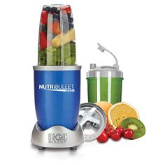 NutriBullet Sport: Fuel your body for optimal performance, endurance, and recovery with the power of extracted nutrition. Set includes the PowerUp Playbook for recipes and nutrition advice.