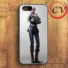The Witcher 3 Game iPhone 5 | iPhone 5S Case