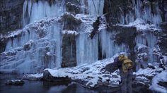 Le Sorgenti ghiacciate dell'Enna in Valtaleggio